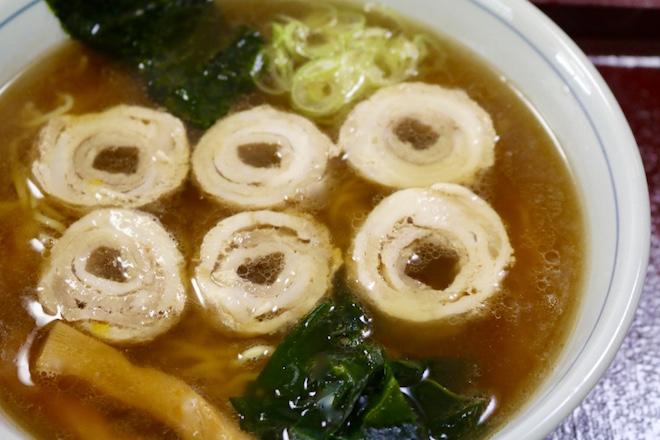 真田チャーシュー麺