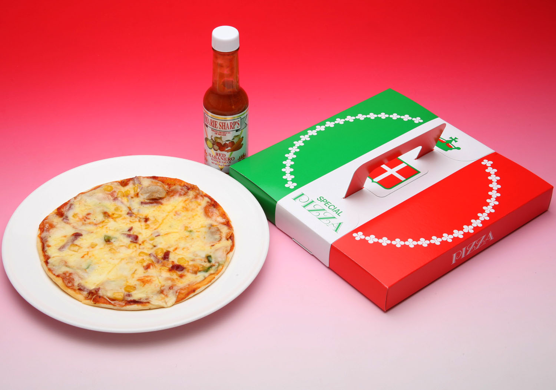 ピザ 各種   ¥1080